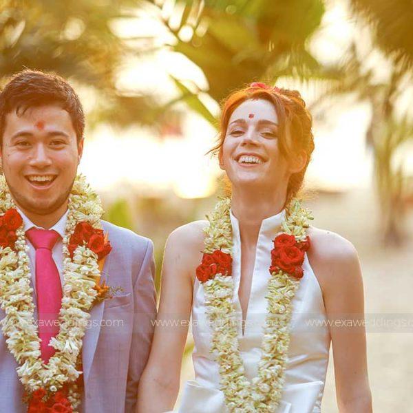 Beach Wedding – Lauren & Phil